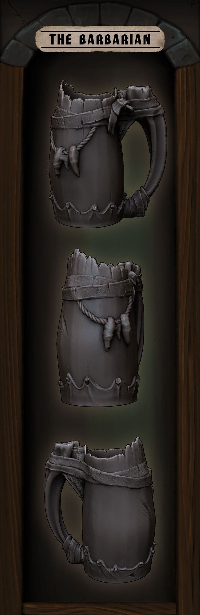 Mythic Mugs (15 Designs and more to come)