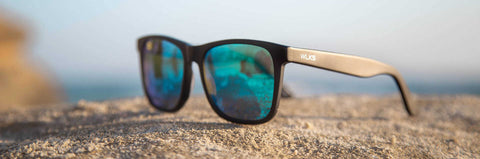 Polarized Blue Sunglasses