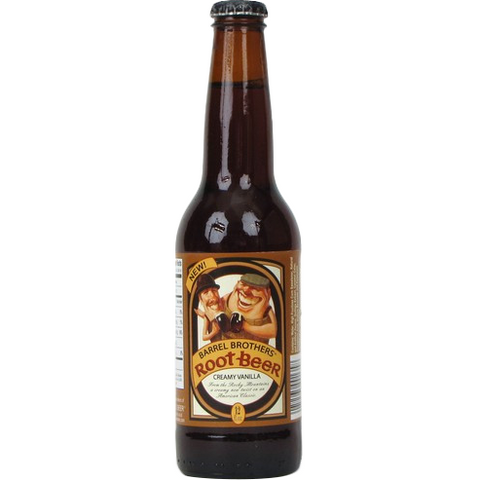 Barrel Brothers Root Beer