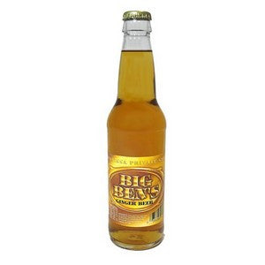 Big Ben's Ginger Beer