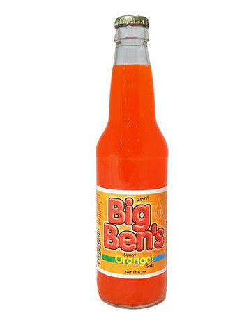 Big Ben's Orange Soda