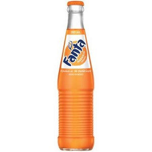 Mexico Fanta Orange