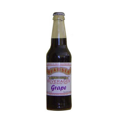 Squamscot Grape Soda