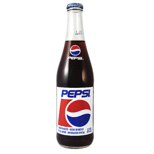 Mexican Pepsi