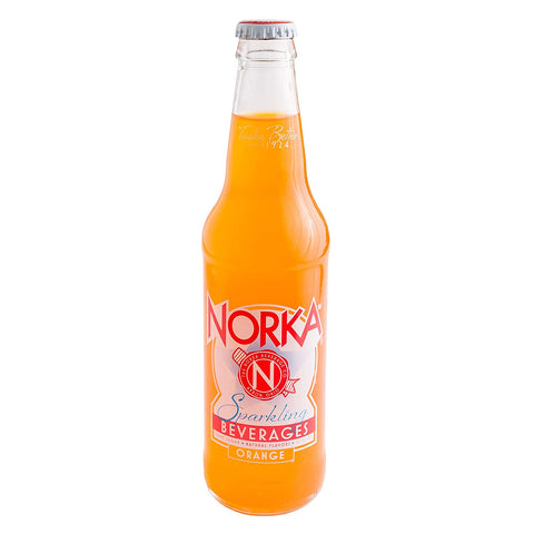 Norka Glass Orange Soda Wholesale