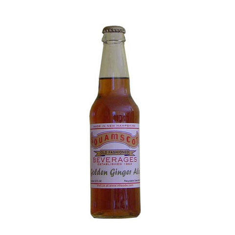 Squamscot Golden Ginger Ale