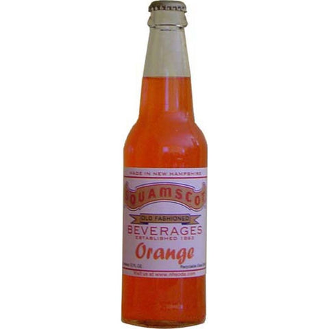 Squamscot Orange Soda