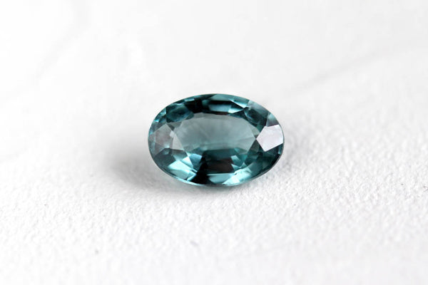 7x5mm Oval Mine to Market Fair-trade Australian Sapphire
