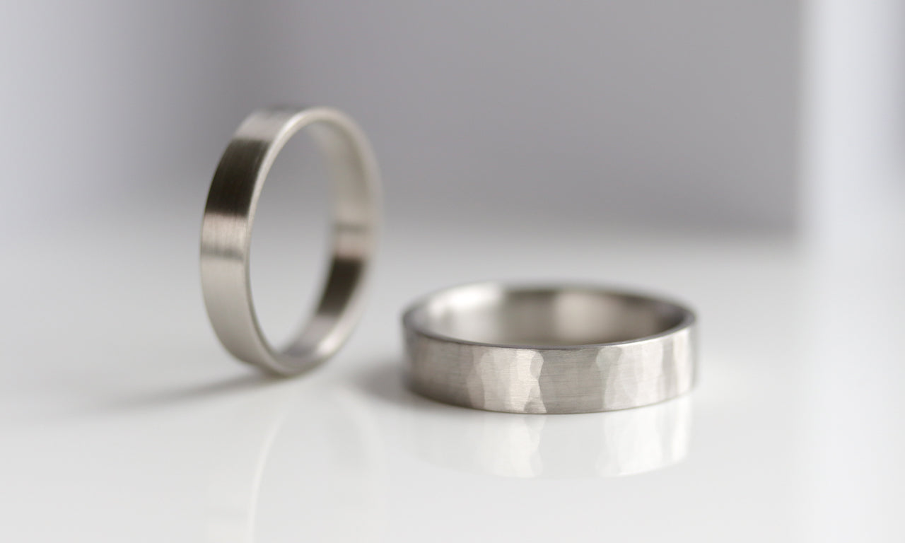 In-stock Men's Wedding Bands
