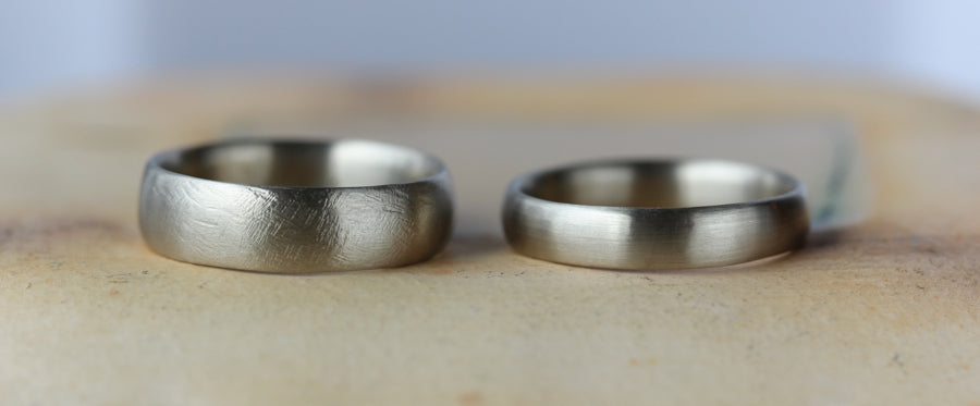 Mens Classic Wedding Bands Aidemmoire Jewelry
