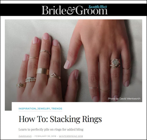 How to: Stacking Rings