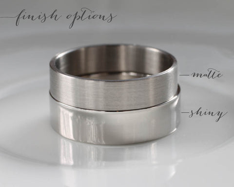 Finishes and Care – Aide-mémoire Jewelry