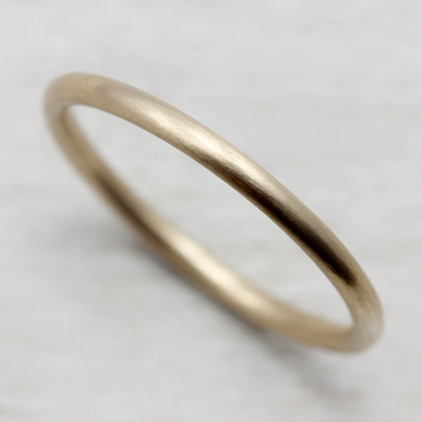Round Stacking Ring •