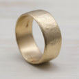 10mm Wide Ancient Band, Men's Wedding Bands - Aide-mémoire Jewelry