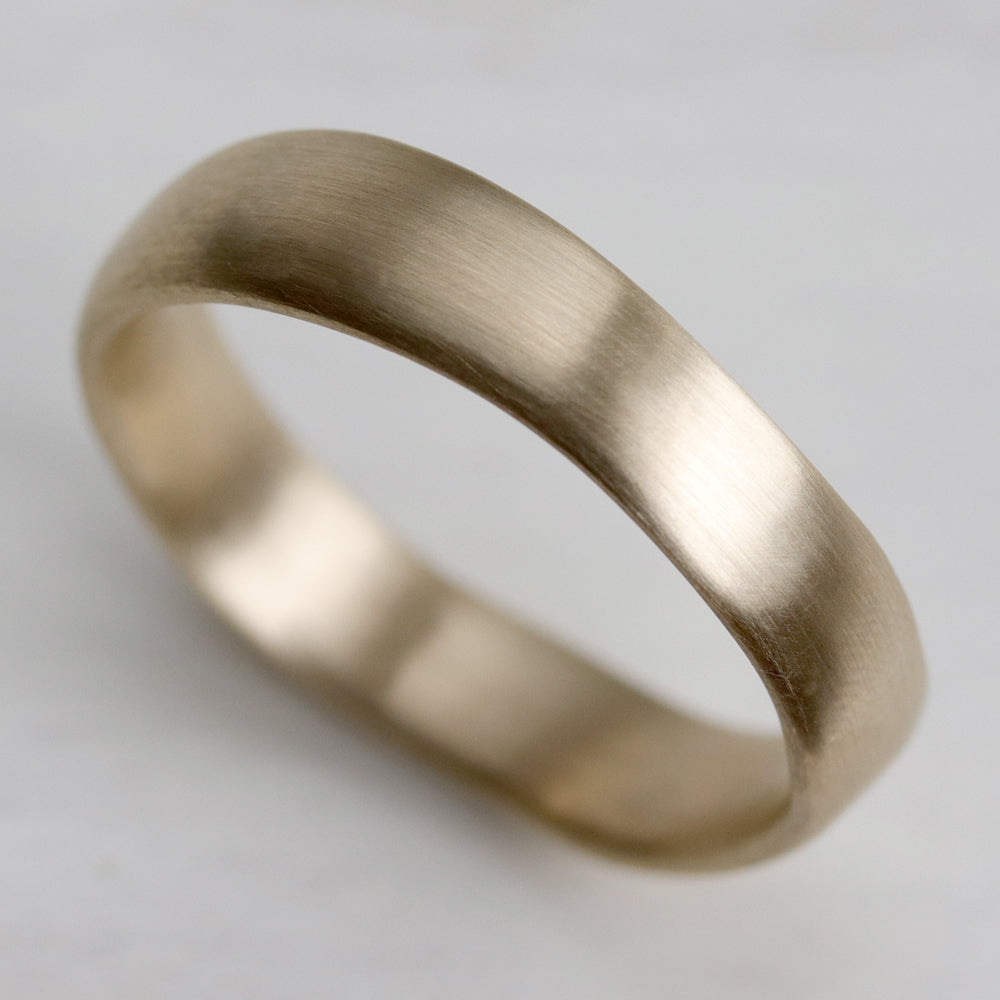 5mm Sculpted Band