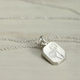 Dandelion Pendant, Necklace - Aide-mémoire Jewelry