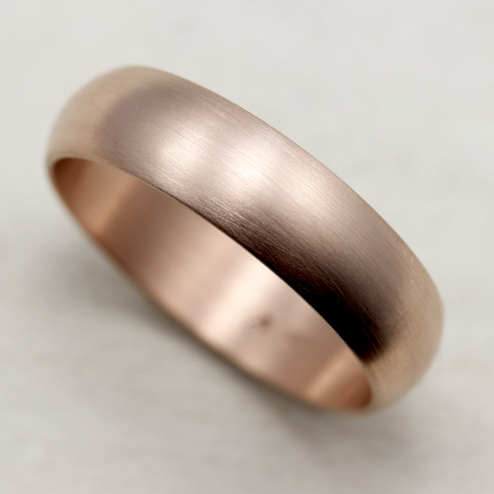 Classic Simple Band, Simple Bands - Aide-mémoire Jewelry