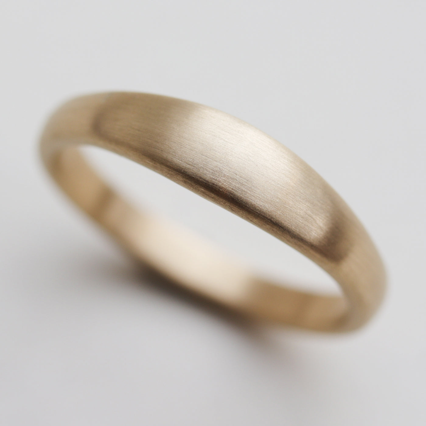 Size 7 - Tapered Wedding Band
