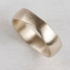 Medium Sculpted Band, Men's Wedding Bands - Aide-mémoire Jewelry