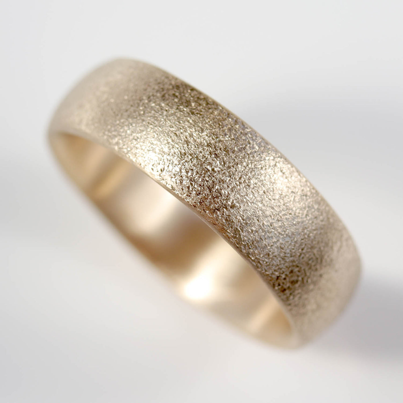 Stardust Texture Hand-carved Classic Band