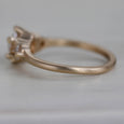 6mm Prong-set Three Stone Ring