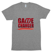Load image into Gallery viewer, Game Changer Unisex Tri-Blend Track Shirt