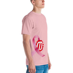 Breast Cancer Awareness Men's T-Shirt