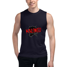 Load image into Gallery viewer, Maloned Unisex Muscle Shirt