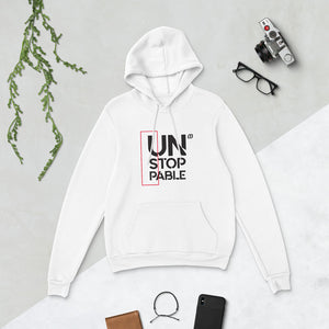 Unstoppable Unisex Pullover hoodie