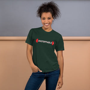 Unstoppable Fit Unisex Jersey T-Shirt