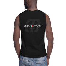 Load image into Gallery viewer, Believe + Achieve Muscle Shirt