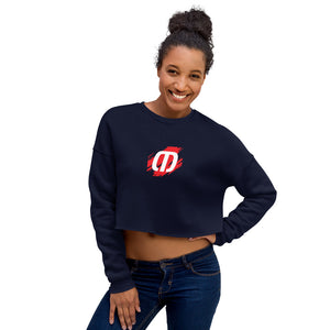 Malone Crop Sweatshirt