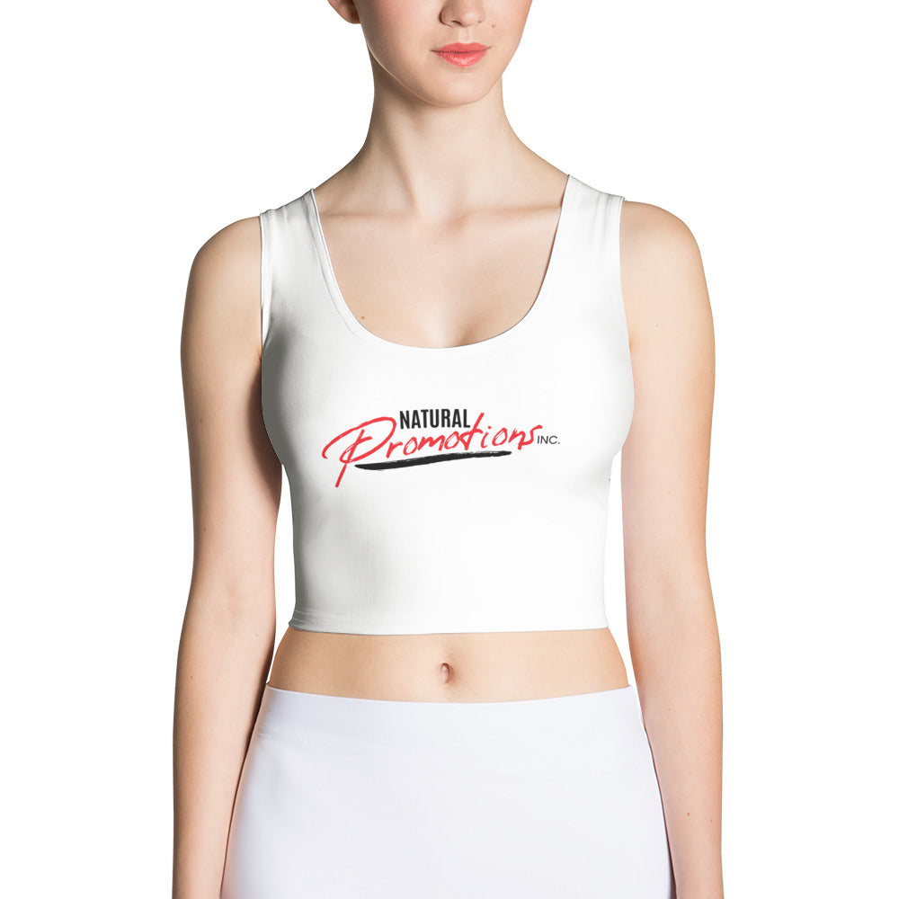 Natural Promotions Inc. Crop Top
