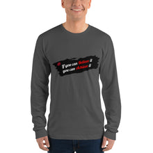 Load image into Gallery viewer, Believe, Achieve Unisex Long sleeve t-shirt
