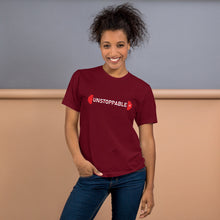 Load image into Gallery viewer, Unstoppable Fit Unisex Jersey T-Shirt