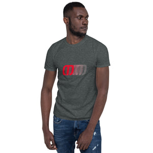 Flashed Short-Sleeve Unisex T-Shirt