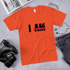 I am Fitness Unisex Jersey T-Shirt