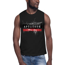 Load image into Gallery viewer, Aptitude Unisex Muscle Shirt