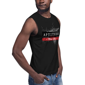 Aptitude Unisex Muscle Shirt