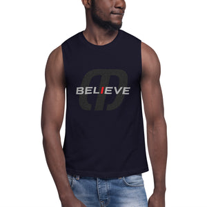 Believe + Achieve Muscle Shirt