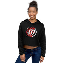 Load image into Gallery viewer, Malone Crop Hoodie