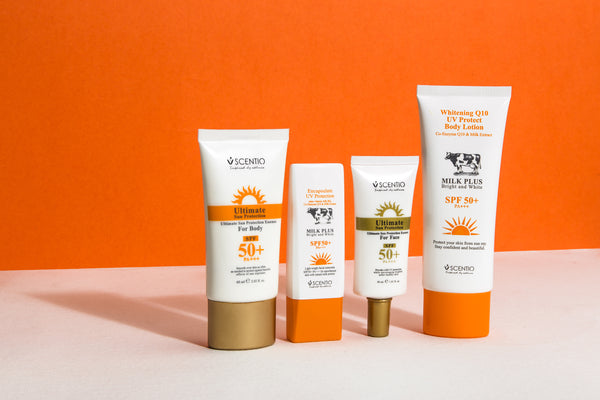 Sun Protection Sunscreens