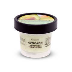 Scentio-Avocado-Brightening-Smoothies-Facial-Scrub-Beauty-Buffet-India-front