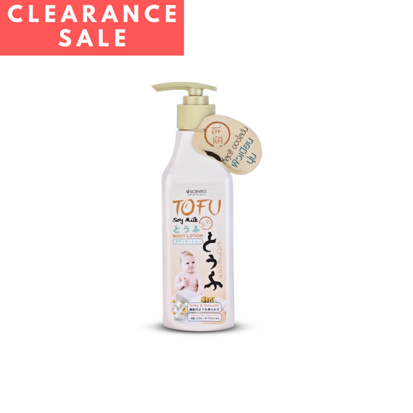 Scentio Tofu Soymilk Baby Body Lotion, 350 ml