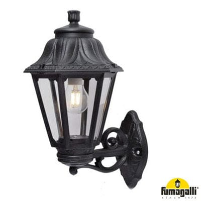 Fumagalli Bisso Anna Wall Lantern With Bracket