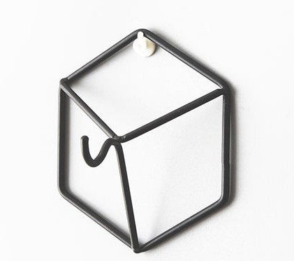 Hexagon Design Opbevaringskrog