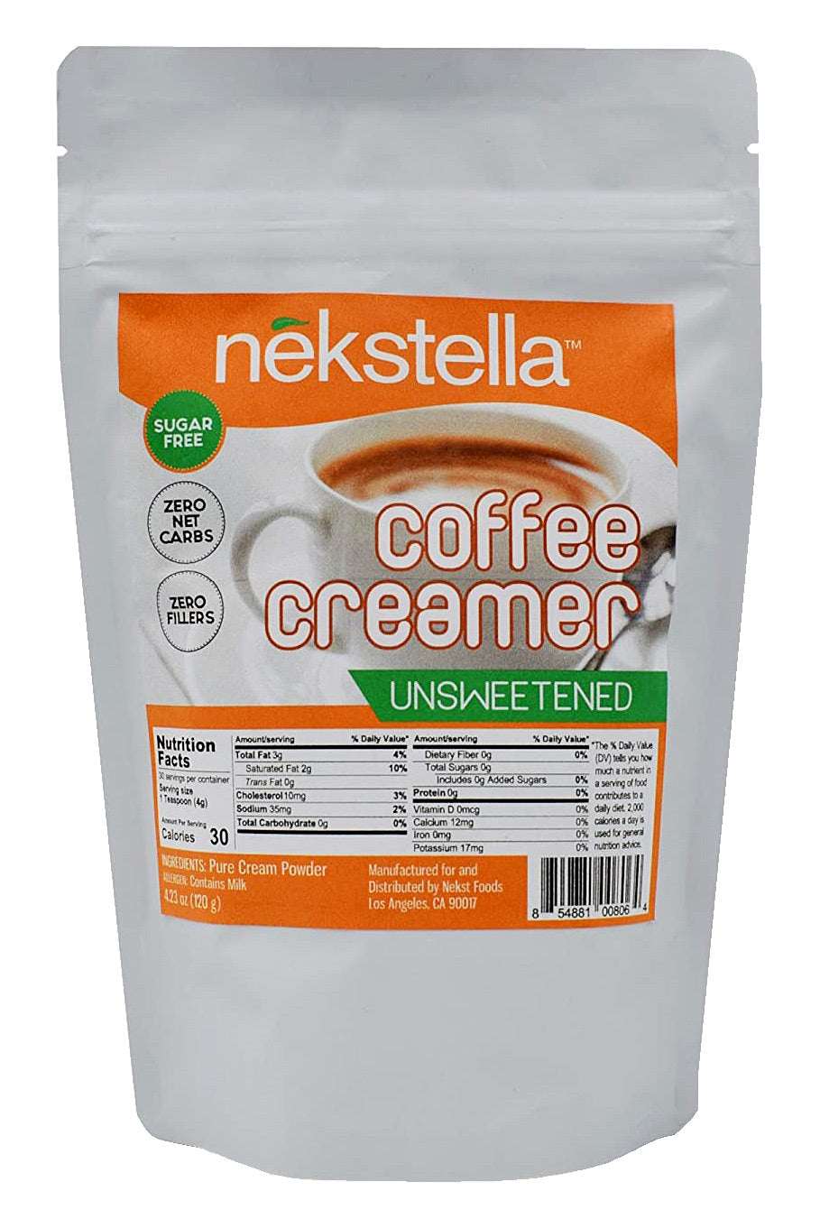Nekstella Coffee Creamer