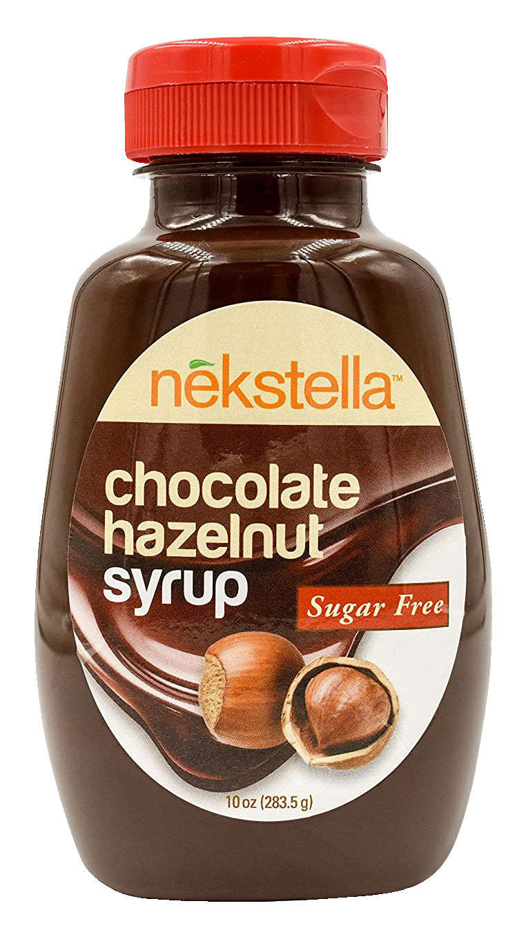 Nekstella Chocolate Hazelnut Syrup