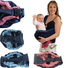 Load image into Gallery viewer, Adjustable Baby Carrier