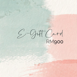 E-Gift Card: RM900 Value
